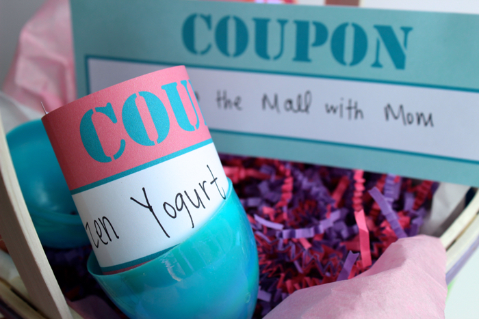 Coupons for Easter Egg Fillers
