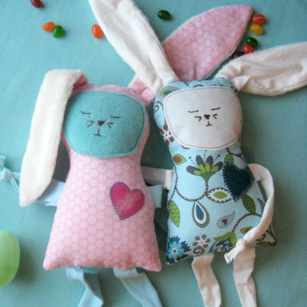 DIY Floppy Bunny Tutorial