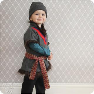 Kristoff Inspired Costume