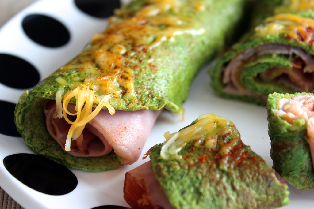 Green Eggs and Ham Roll-Up