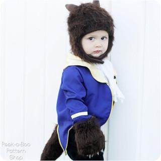 Beast Inspired Costume