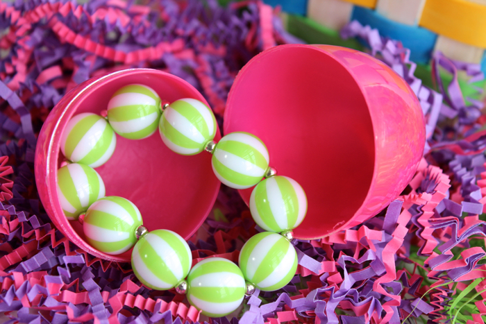 Jewelry for Easter Egg Fillers