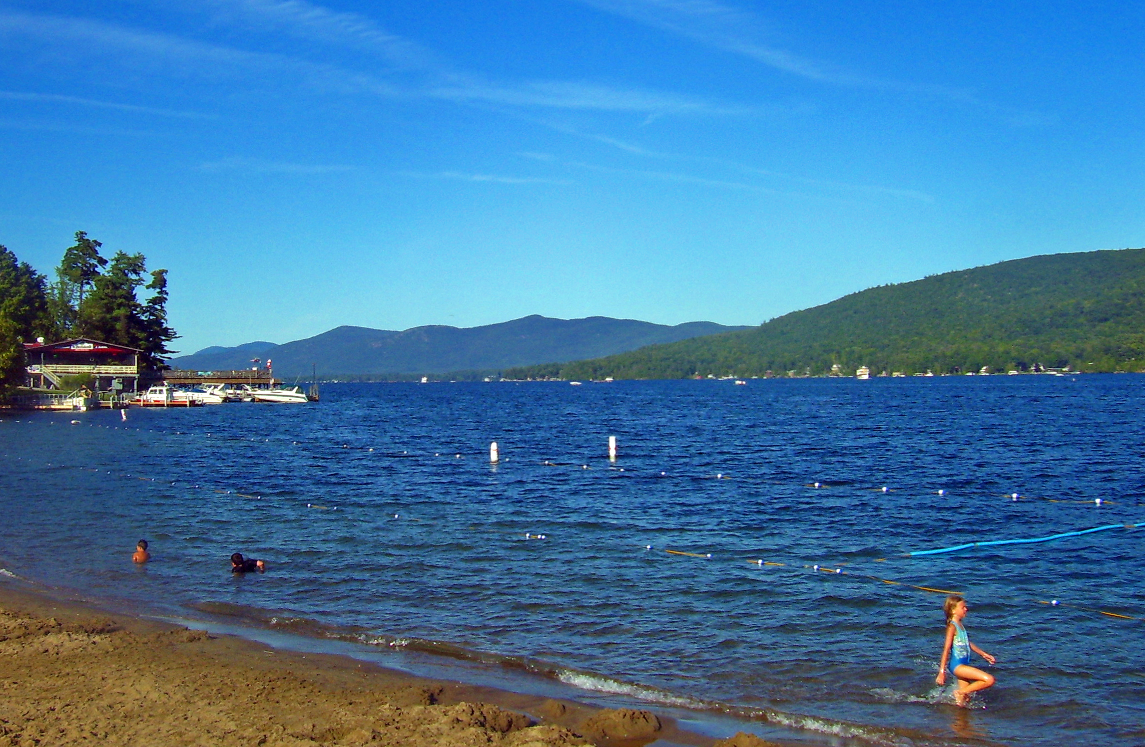 25 Family Vacations for Active Kids (Lake Champlain/Lake George)