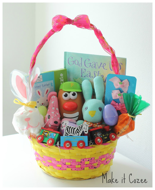25 themed easter baskets toddler easter basket ideas negle Gallery