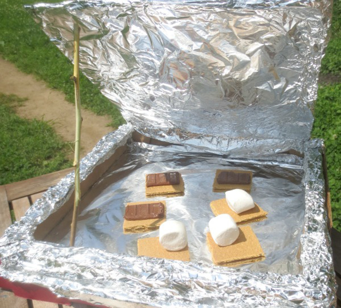 S'more Oven
