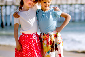 Free girl's skirt pattern! Download today!