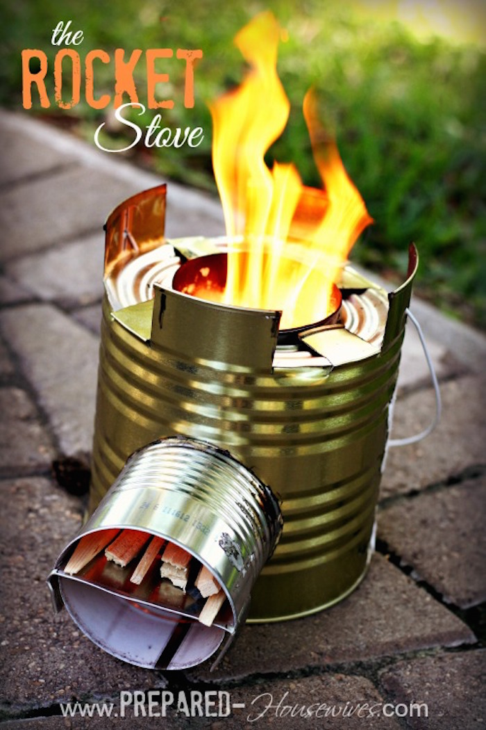 stoves how to build a rocket stove