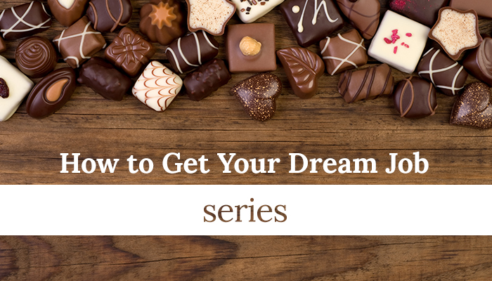 Get your dream job series