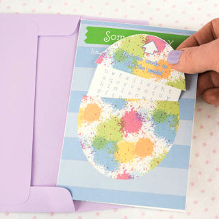 Free Printable Easter Card Kit