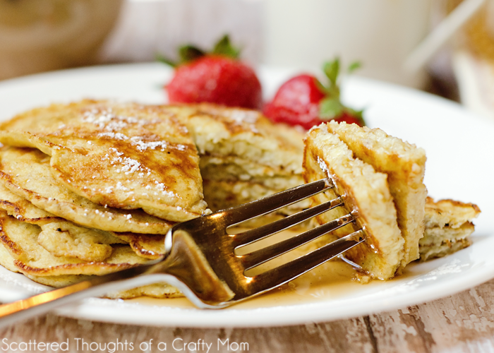 Flourless Banana Pancakes are Amazing