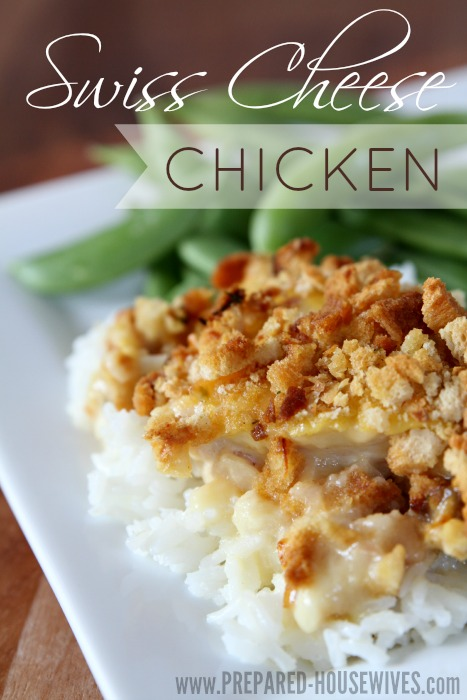 This meal is awesome for making ahead and freezing!  YUM!