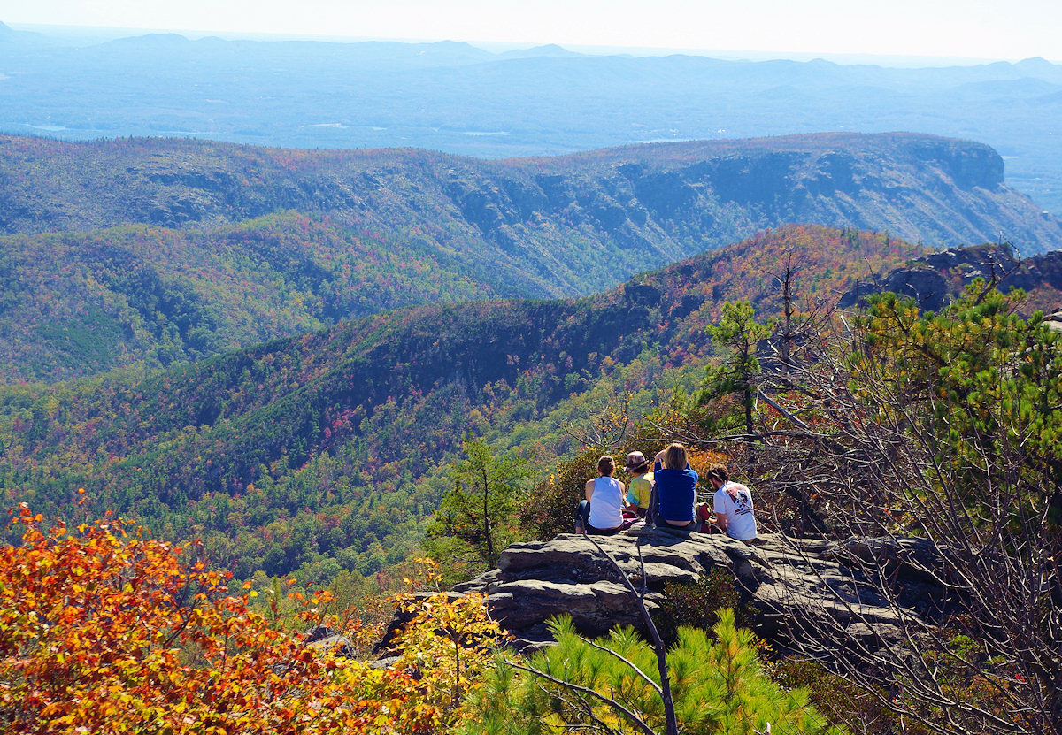 25 Family Vacations for Active Kids (Asheville, NC)