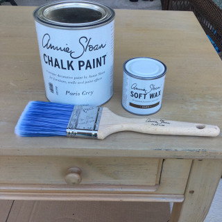 5 Easy Steps To Chalk Paint Furniture