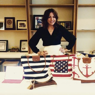 Day In The Life: Handbag Designer Lindsay Reilly