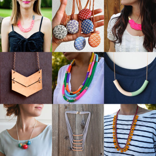 25 Best DIY Statement Necklaces