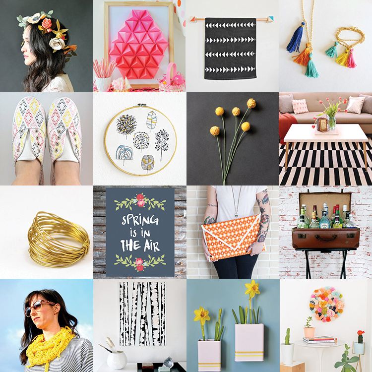 36 things I want to make!