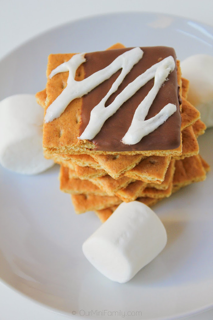 Deconstructed S'more Recipe
