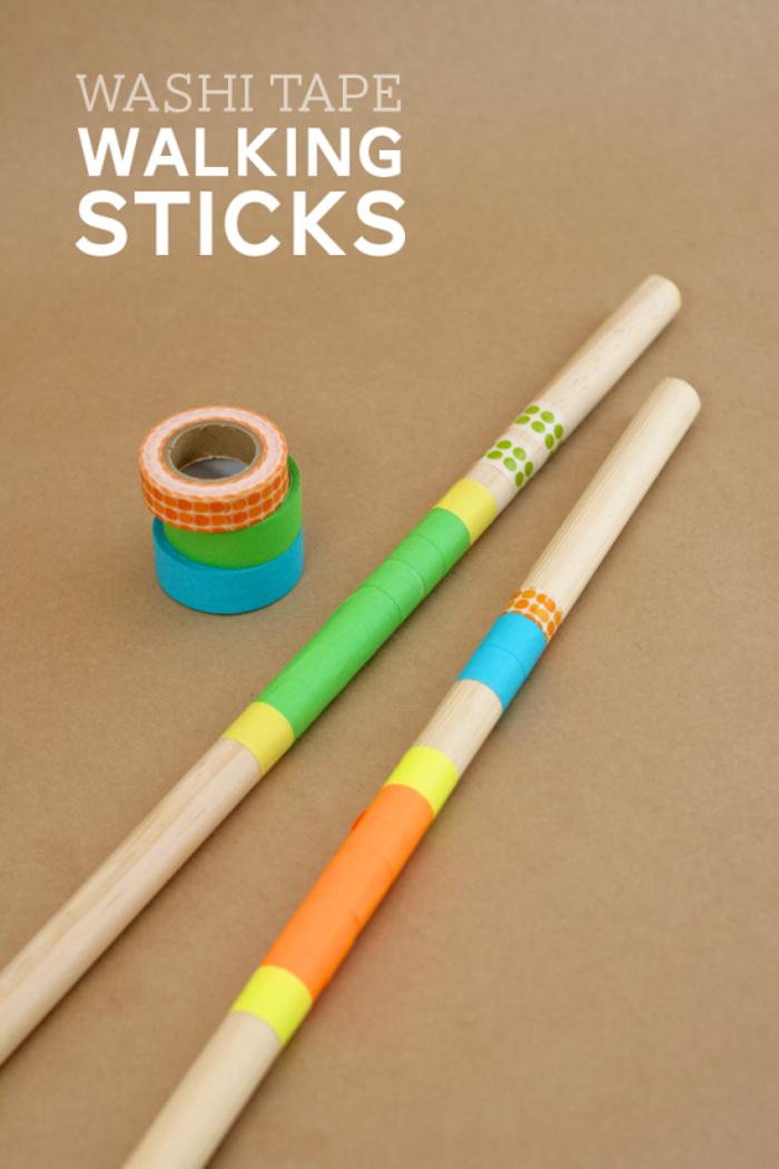 Walking Sticks