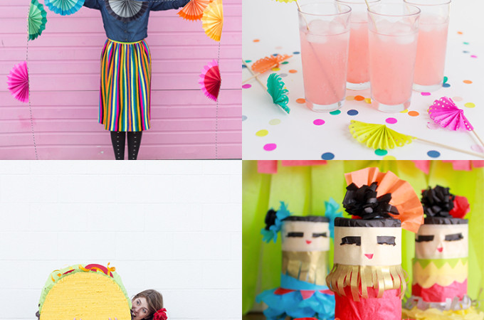 25 fun, colorful Cinco de Mayo crafts!