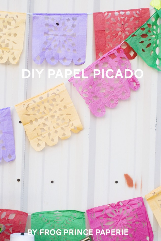 diy-papel-picado