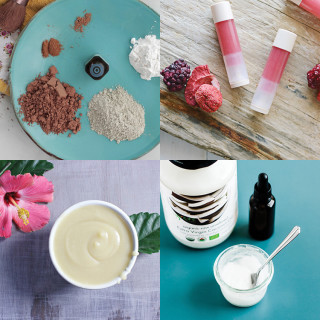 25 Ways to Green Your DIY Beauty Routine