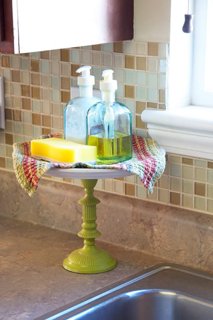 Dish Soap Stand