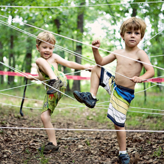 25 Outdoor Adventures for Kids