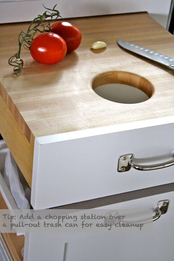 Cutting Board Hack