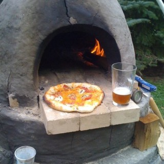 Make a Clay Pizza Oven