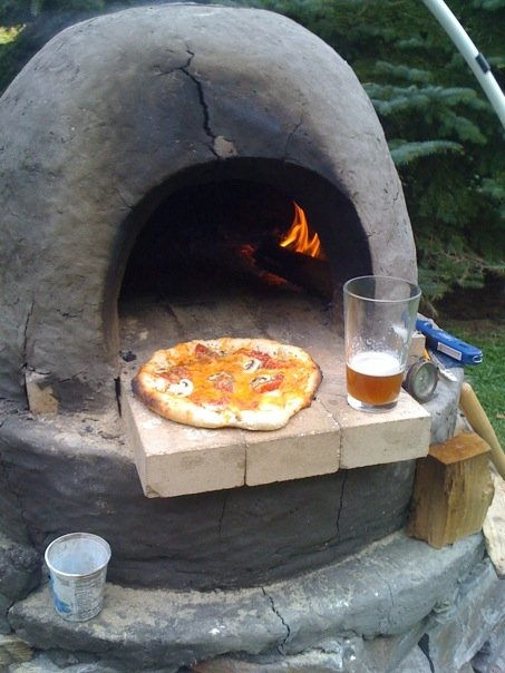 How To Make A Clay Pizza Oven