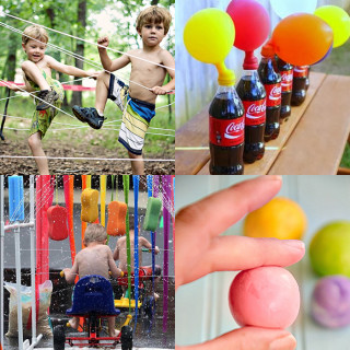 100 Outdoor Activities for Kids