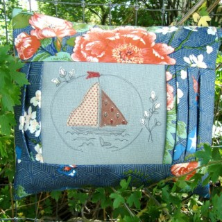 Nautical Pillow Pattern