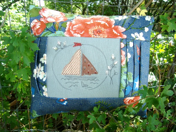 Nautical Pillow Pattern