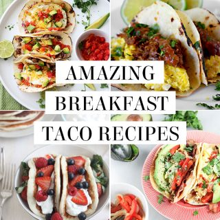 Breakfast Taco Recipes