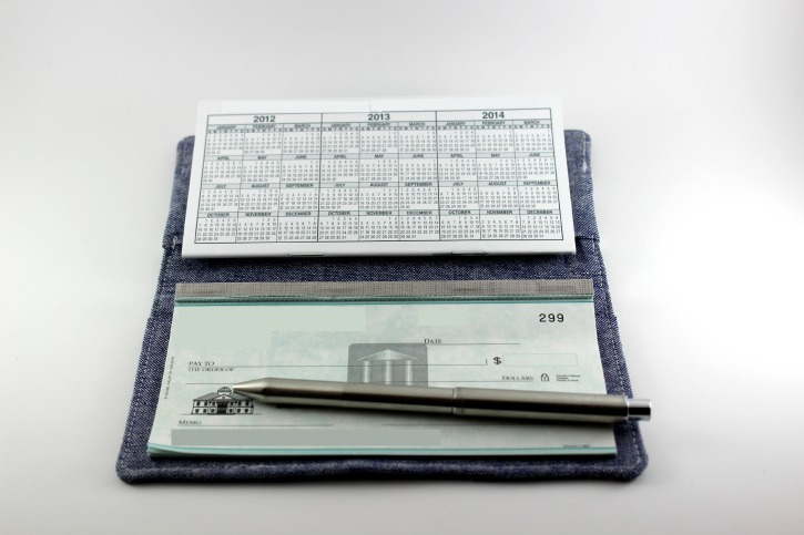 Step 17 Checkbook Cover Tutorial