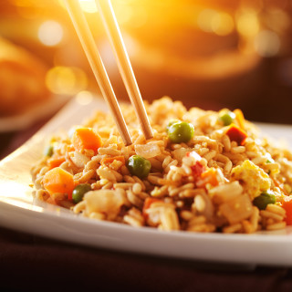 15 Minute Chicken Fried Rice Recipe