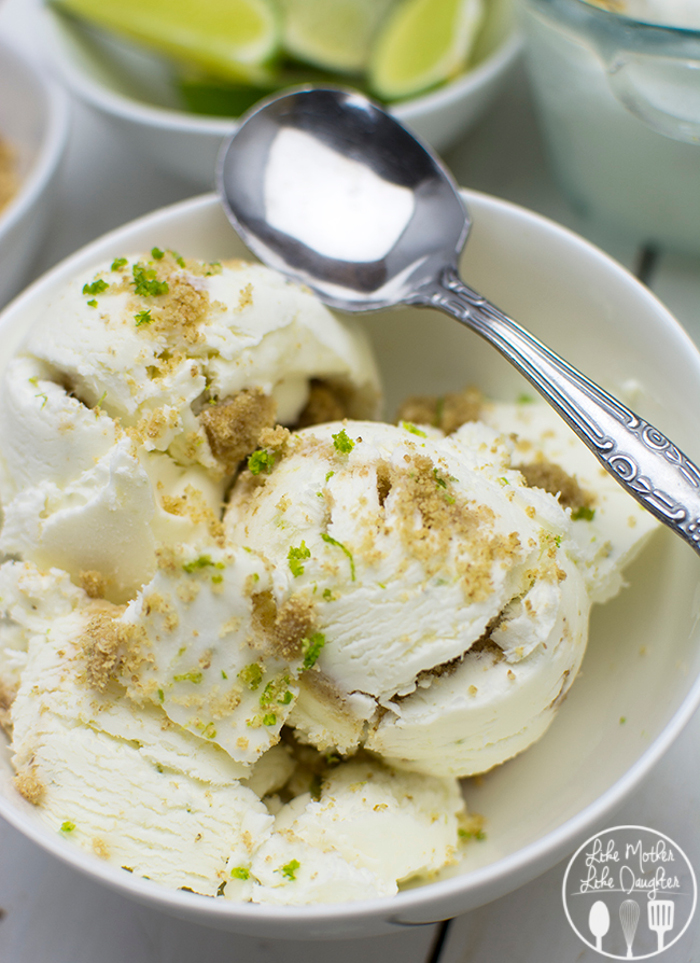 14. Key Lime Pie Ice Cream
