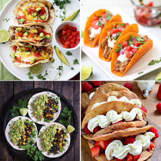 70+ of the Best Taco Recipes