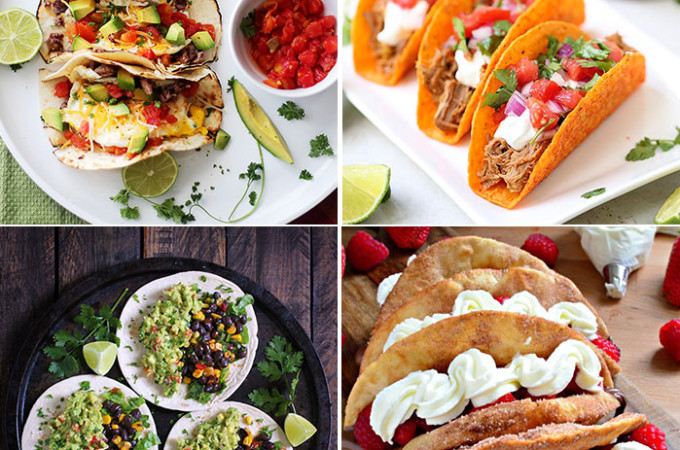 the best taco recipes