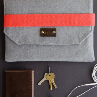 Wool iPad Case Tutorial