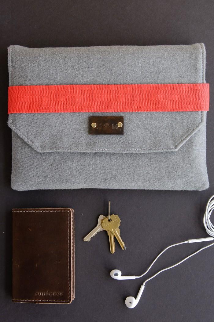 Wool iPad Case Tutorial