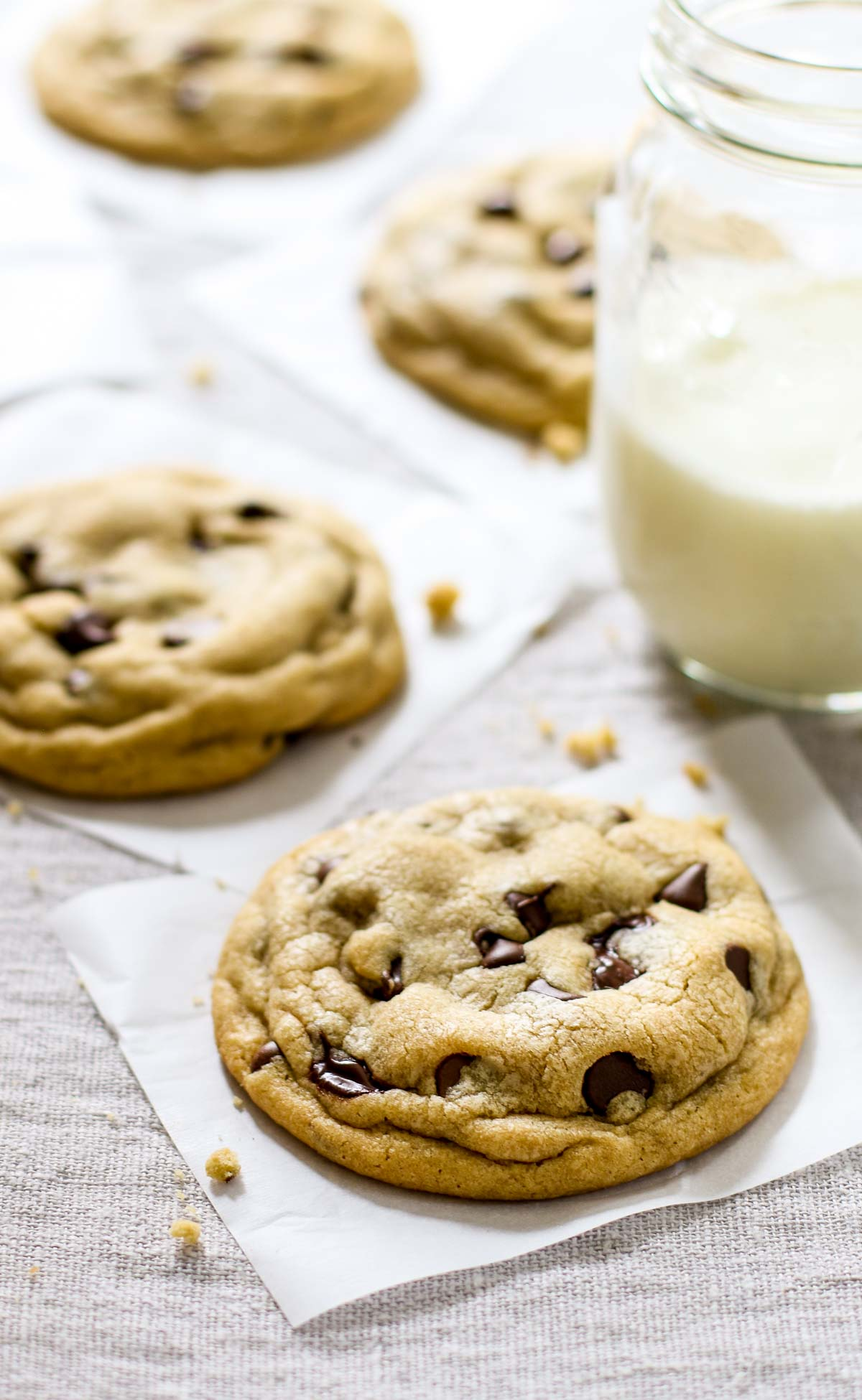 The best chocolate chip cookie recipe (trust me)