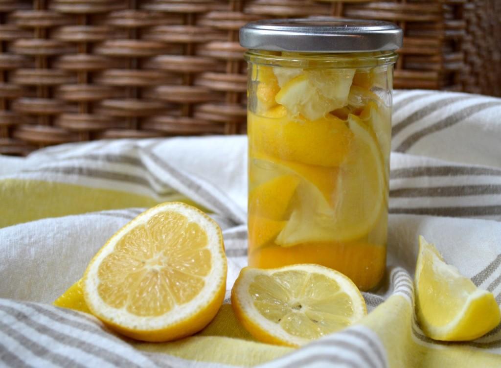 Salted Preserved Lemon