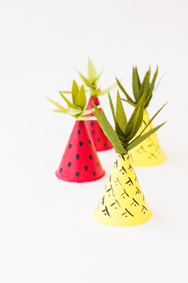 15 DIY Pineapple Projects - Andrea's Notebook