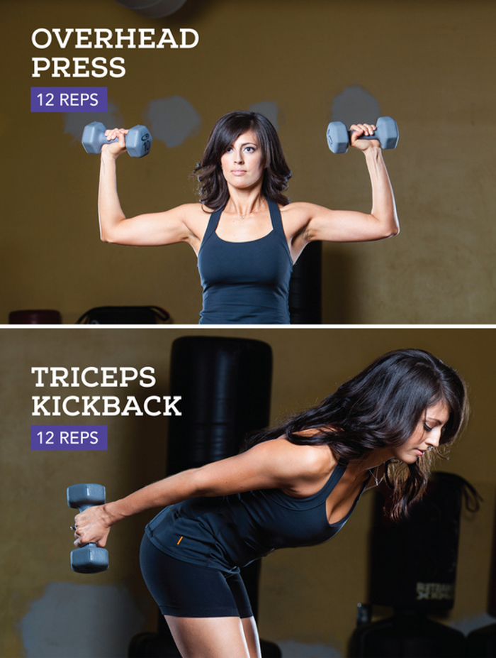 HIIT for the Upper Body
