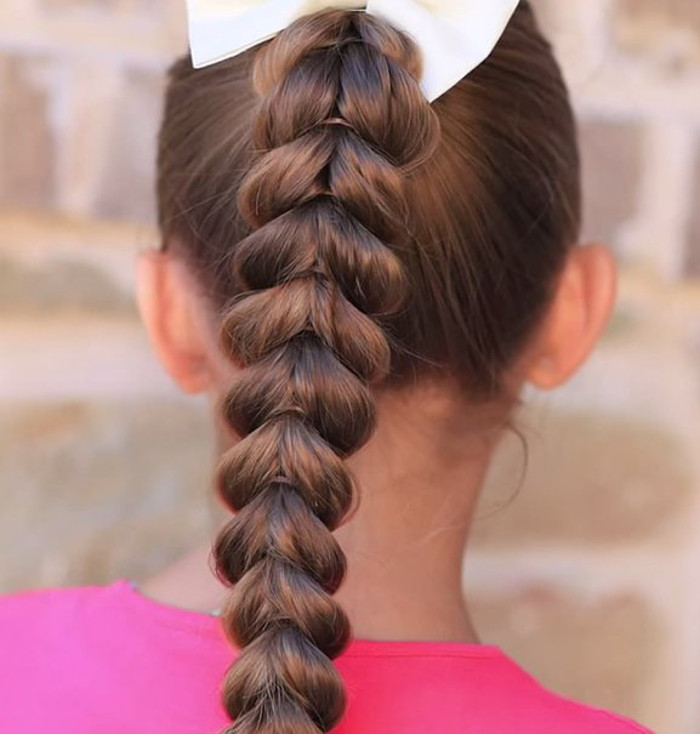 Cute Girl Hairstyles Youtube: Cute And Doable Girl's Hairstyles