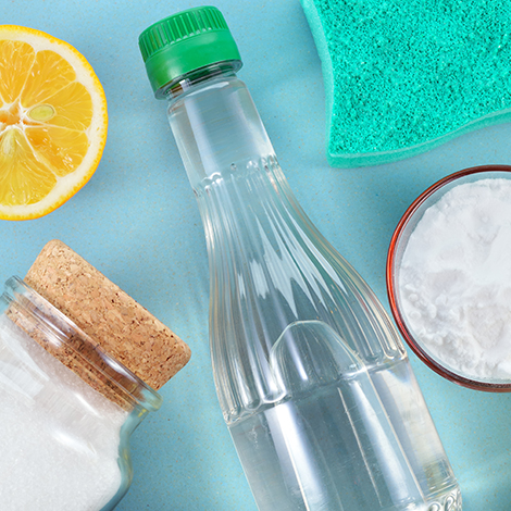 This is THE BEST bathroom cleaner. You'll never go back to store bought!