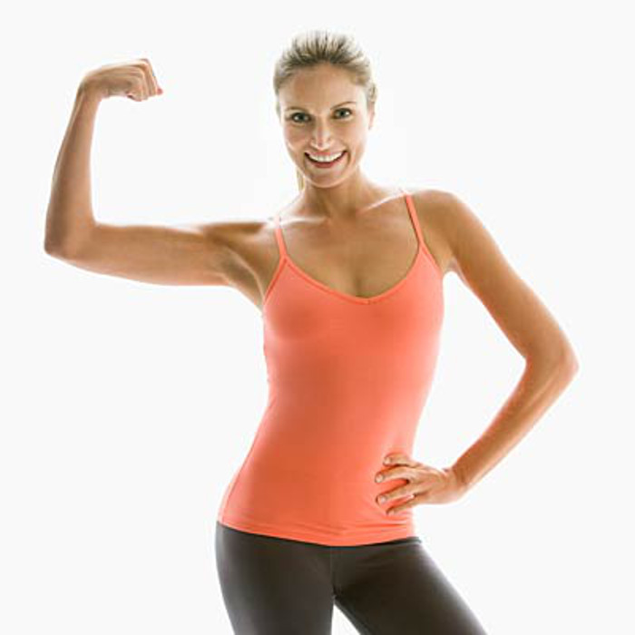 11 awesome moves for strong upper body