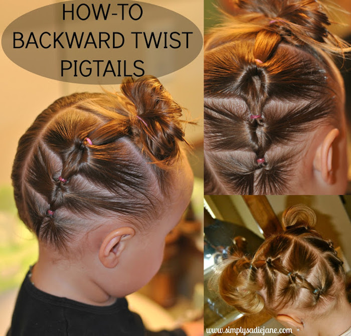 Backward Twist Pony