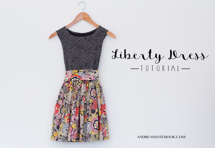 Liberty Dress tutorial